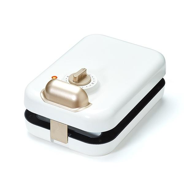 110V可定時三明治機早餐機家用小家電廚房電器輕食面包機美國日本 雙十二購物節