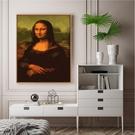 【送外框】加厚框 DIY數字油畫手繪裝飾畫自填色減壓畫【極簡生活】