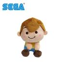 【日本正版】克里斯多福 絨毛玩偶 吊飾 娃娃 小熊維尼 迪士尼 SEGA 300151-E