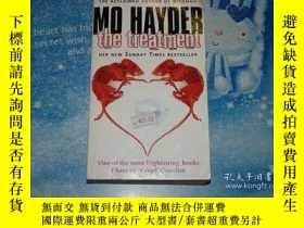 二手書博民逛書店MO罕見HAYDER the treatment【具體看圖】Y2