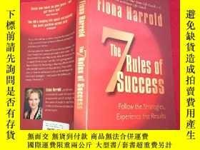 二手書博民逛書店THE罕見7 Rules of Success(英文原版 成功的