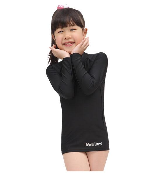 ≡MARIUM≡  兒童半身水母衣-黑 MAR-2811B