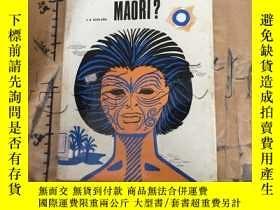 二手書博民逛書店What罕見became of the Maori?Y11418