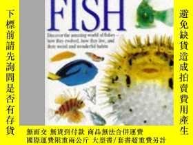 二手書博民逛書店Fish罕見(Eyewitness Guides)Y362136
