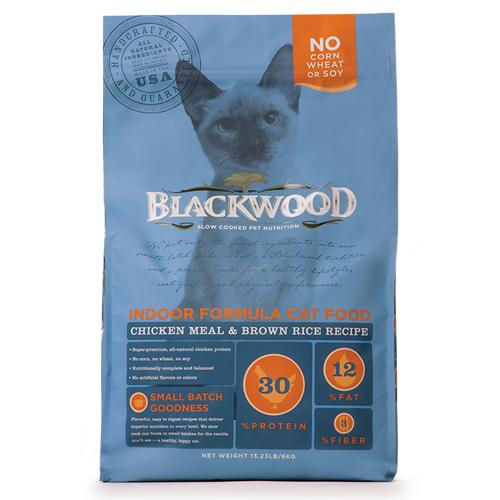 【寵物王國】柏萊富-室內貓全齡優活配方(雞肉+米)13.23磅