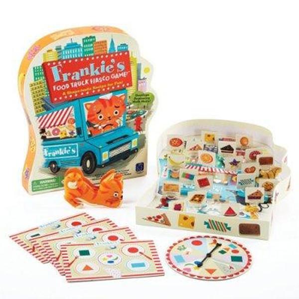 【樂桌遊】法蘭奇的食物卡車 Frankies Food Truck Fiasco Game(英) 03414