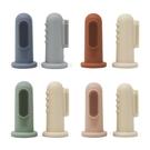 美國 Mushie 矽膠指套牙刷|乳牙刷(2入組)4款可選
