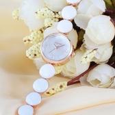 石英錶-簡約時尚潮流手鍊造型女手錶5色71r20【時尚巴黎】