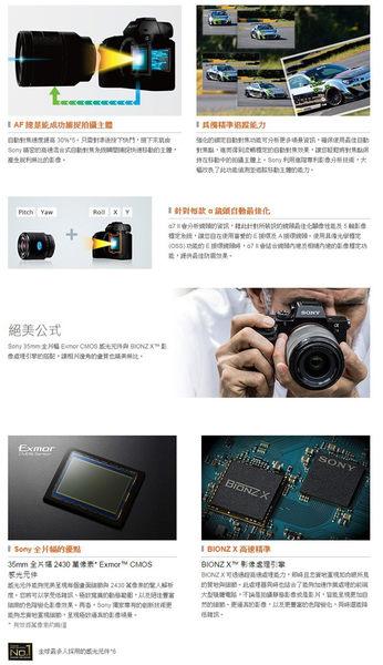 SONY A7 II 單機身組 *(中文平輸)