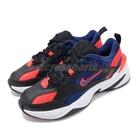 【五折特賣】Nike M2K Tekno 藍 黑 白 Dad Shoes 復古 老爸鞋 皮革 男鞋 運動鞋【ACS】 AV4789-006