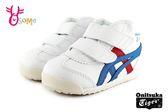Asics Onitsuka Tiger 小童 運動鞋 高筒 寶寶 慢跑鞋 O7626#白色◆OSOME奧森童鞋