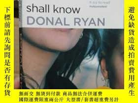 二手書博民逛書店all罕見we shall know donal ryanY246305 見圖 見圖