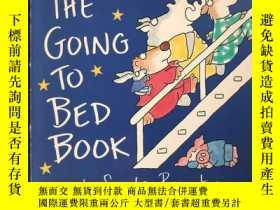 二手書博民逛書店the罕見going to bed bookY218789