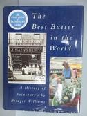 【書寶二手書T3/餐飲_PMA】The Best Butter in the World