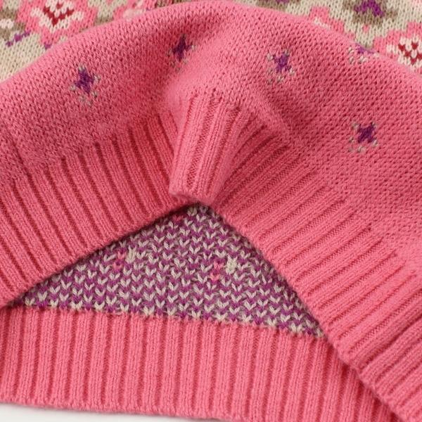 【愛的世界】混羊毛翻領毛衣/2~4歲-台灣製- - ---秋冬上著