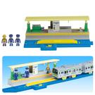 火車配件 J-28 車站組附人偶◎PLARAIL鐵路王國系列_ TP53597