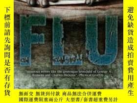 二手書博民逛書店罕見Flu Volume:Author(s):WayneY403247 Wayne penguin 出版2