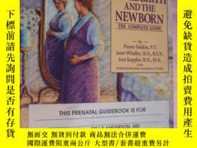 二手書博民逛書店Pregnancy罕見Childbirth and the Ne