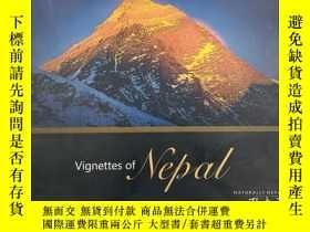 二手書博民逛書店vignettes罕見of nepalY19139 Vignettes of Nepal Vignettes