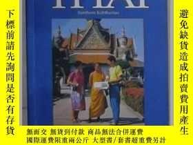 二手書博民逛書店英文原版罕見speaking thai by Sunthorn