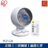 【IRIS OHYAMA】 PCF-C18C C18 空氣對流靜音循環風扇 PCF C18 公司貨