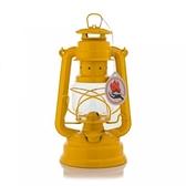 [好也戶外]FEUERHAND火手燈 Baby Special 276 古典煤油燈 信號黃(烤漆) No.276-GELB