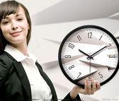 時鐘摩門鐘表掛鐘客廳創意現代時鐘石英鐘表掛表臥室靜音個性大號壁鐘 DF  維多