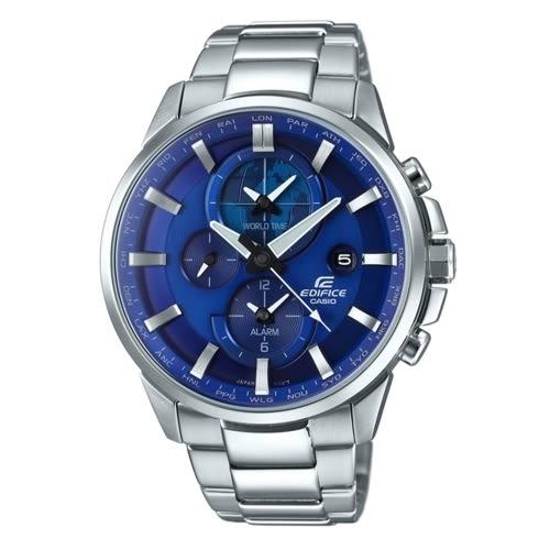 CASIO/EDIFICE/立體造型典雅風格男仕腕錶/ETD-310D-2A