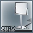 M6141 桌上 方形 雙面型化妝鏡