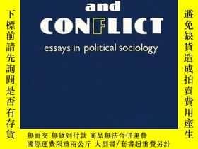二手書博民逛書店Consensus罕見And ConflictY256260 Seymour Martin Lipset Tr