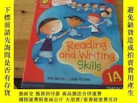 二手書博民逛書店reading罕見and writing skills 1AY1