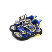 TOMICA 涼鞋 電燈鞋 中童 童鞋 藍色 TM3619 no780