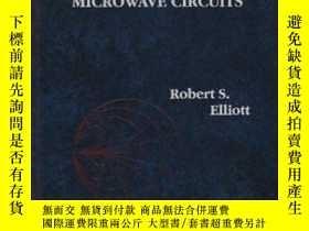 二手書博民逛書店Introduction罕見To Guided Waves And Microwave Circuits An-導