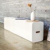 連排椅 十八紙創意三人位連排椅 家用餐廳多人沙發 現代簡約客廳折疊椅子 igo 玩趣3C