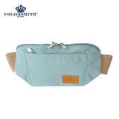 【COLORSMITH】SP8・極簡造型腰包-碧綠色・SP8-1334-AG