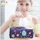 衛生紙套~Le Baobab日系貓咪包 啵啵貓童話世界桌上型面紙盒/衛生紙盒/拼布包包