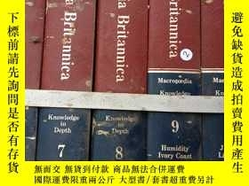 二手書博民逛書店Encyclopaedia罕見Britannica 6-15Y1