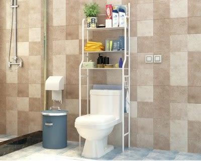三層浴室置物架  馬桶架【潮咖範兒】