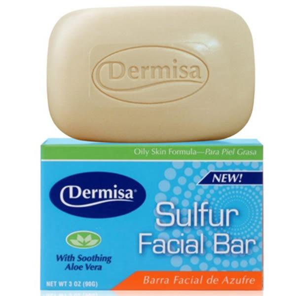 美國 Dermisa 粉刺淨膚皂(85g)【小三美日】原價$199