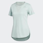 ADIDAS HEAT.RDY 女裝 短袖 慢跑 訓練 透氣 排汗 舒適 綠【運動世界】FR6077