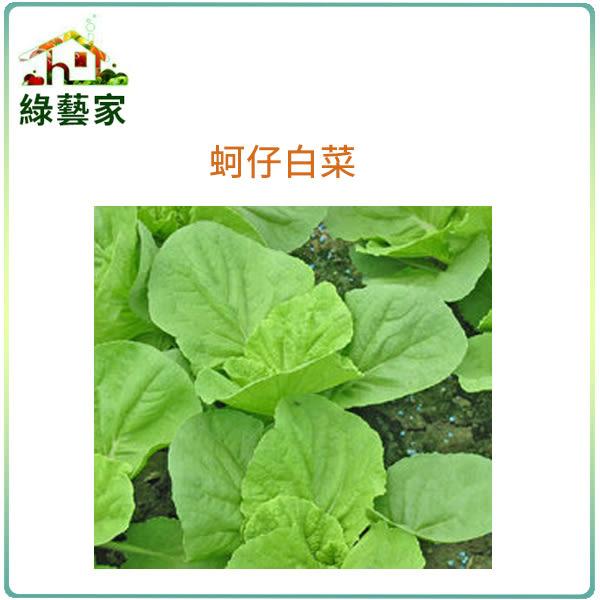 【綠藝家】A45.蚵仔白菜種子450顆