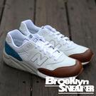 【NEW BALANCE】Lifestyle 復古鞋 MRT580NM 男性