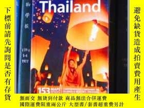 二手書博民逛書店Lonely罕見Planet:ThailandY342 Chin