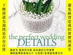 二手書博民逛書店The罕見Perfect Wedding DetailsY364682 Mcbride, Maria Harp