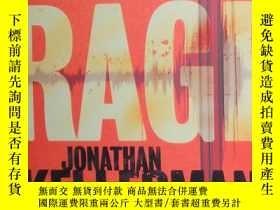 二手書博民逛書店原版英文書《罕見Rage 》by Jonathan Keller