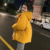 冬裝2020年新款棉服女短款棉襖韓版寬鬆學生棉衣冬季外套面包服潮 新年慶