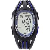 Speedo 衝鋒前陣電子腕錶-藍