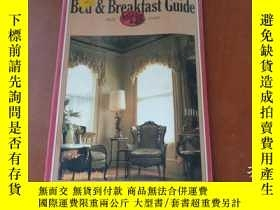 二手書博民逛書店WEST罕見COAST BED & BREAKFAST GUID
