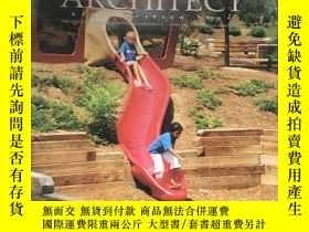 二手書博民逛書店LANDSCAPE罕見ARCHITECT 2005.01Y315