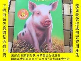 二手書博民逛書店Animal罕見Stories FOR FIVE YEAR OLDSY177866 看圖 看圖